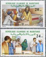 Ref. 369820 * NEW *  - MAURITANIA . 1988. PRIMERAS ELECIONES ELECTORALES - Mauritania (1960-...)