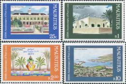 Ref. 586900 * NEW *  - MAURITIUS . 1985. 250 BIRTHDAY OF PORT- LOUIS. 250 ANIVERSARIO DE PORT- LOUIS - Mauricio (1968-...)