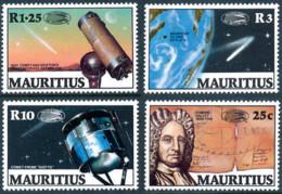Ref. 162705 * NEW *  - MAURITIUS . 1986. HALLEY  COMET. COMETA HALLEY - Mauricio (1968-...)