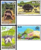 Ref. 234771 * NEW *  - MAURITIUS . 2009. MAURICE ISLAND GIANT TORTUES. TORTUGAS GIGANTES DE LA ISLA MAURICIO - Mauricio (1968-...)