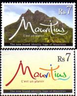Ref. 236255 * NEW *  - MAURITIUS . 2009. NEW TURISTIC LOGO. NUEVO LOGO TURISTICO - Mauricio (1968-...)