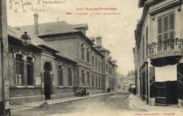 Les Hautes Pyrénées TARBES  Lycée Des Garcons Labouche RV - Tarbes