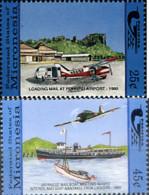 Ref. 44299 * NEW *  - MICRONESIA . 1990. PACIFICA. EXPOSICION FILATELICA INTERNACIONAL - Micronesia