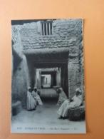 Scènes Et Types Une Rue à Touggourt - Algeria