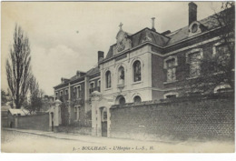59   Bouchain  L'hospice - Bouchain