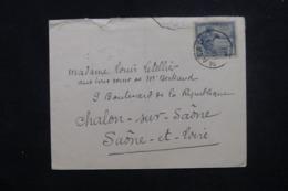 CONGO BELGE - Enveloppe De Matadi Pour La France En 1924, Affranchissement Plaisant -  L 45704 - Belgisch-Kongo