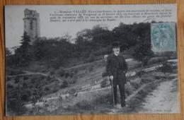 Monsieur Vallée - Doyen Des Secrétaires De Mairie - Né à Vaugirard - En Fonctions à Monthléry Depuis 1835 - (n°16504) - Professions