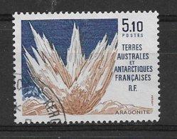 VV13 - TAAF - PO 153 De 1990 Oblitéré - Richesses Minérales - ARAGONITE - - Oblitérés