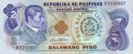 PHILIPPINES 2 PISO (PESOS) 1981 P-166a UNC COMM. [PH1025a] - Philippines