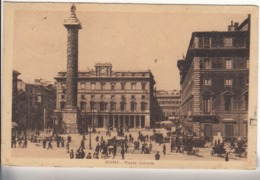 V 10330 Piazza Colonna - Roma - Piazze