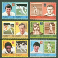St Vincent Grenadines: 1984   Cricketing Stamps - Various (Check Scan)    MNH - St.Vincent & Grenadines