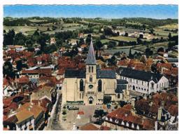 CPSM ORTHEZ Eglise St Pierre - Orthez