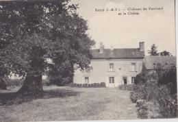 EANCE  Château De Vaulvert Et Le Chêne - Frankreich