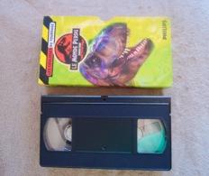 Cassette VIDEO JURASSIC PARK - Actie, Avontuur