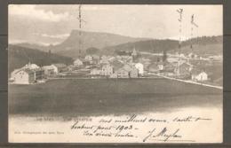 Carte P De 1902 ( Le Lieu ) - VD Vaud