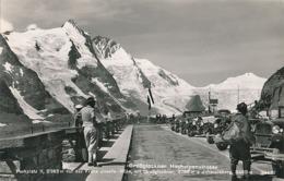 GROSSGLOCKNER -  HOCHALPENSTRASSE - PARKPLATZ II - Austria