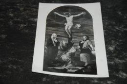 7759     RELIGIONE JACOPO BASSANO CROCIFISSIONE TREVISO MUSEO CIVICO - Quadri, Vetrate E Statue