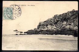ILE DE GROIX 56 - Port Mélite - A465 - Groix