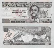 Ethiopia 2003 - 1 Birr - Pick 46с UNC - Ethiopië
