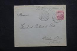 MEXIQUE - Enveloppe De Vera Cruz Pour La France En 1895 , Affranchissement Plaisant - 45719 - Messico