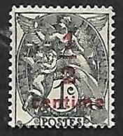 FRANCE  1900  -  Y&T  157   - NEUF* - 1900-29 Blanc