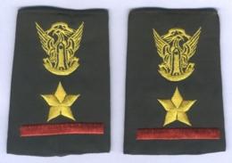 Manchons D'Epaulettes De L'Armée Soudannaise - Uniforms