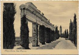 CPA - AQUILEIA - VIA SACRA - Italy