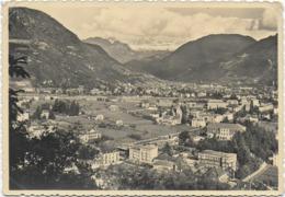 CPA - BOLZANO - GRIES - PANORAMA COL CATINACCIO - N°36 - 1937 - Bolzano (Bozen)