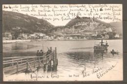 Carte P De 1903 ( Le Pont ) - VD Vaud