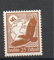 DR 533 ** - Flugpostmarken 1934 - Händlerauflösung - Allemagne