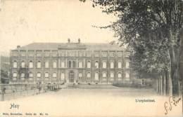 Belgique - Huy - L' Orphelinat - Nels Série 55 N° 81 - Hoei