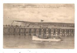 """Le Tréport-La Vedette Automobile """"Harlette""""- (D.3328) - Le Treport"""