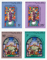 Ref. 125768 * NEW *  - NAURU . 1975. CHRISTMAS. NAVIDAD - Nauru