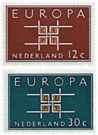 Ref. 62083 * NEW *  - NETHERLANDS . 1963. EUROPA CEPT. CEPT INITIALS. EUROPA CEPT. SIGLAS CEPT - Ungebraucht