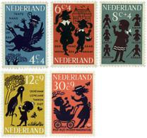 Ref. 99739 * NEW *  - NETHERLANDS . 1963. CHILDREN'S CHARITIES. PRO INFANCIA - Ungebraucht