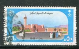 ARABIE SAOUDITE- Y&T N°721- Oblitéré - Arabia Saudita