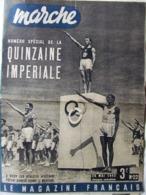 MAGAZINE FRANCAIS QUINZAINE IMPERIALE N° SPECIAL VICHY MAI 1942 N°22 - 1939-45