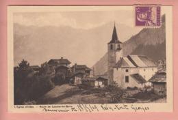 OUDE POSTKAART ZWITSERLAND - SUISSE -  SCHWEIZ -   INDEN - VS Wallis
