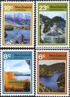 Ref. 173084 * NEW *  - NEW ZEALAND . 1972. LANDSCAPES. PAISAJES - Nuova Zelanda