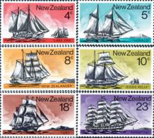 Ref. 162278 * NEW *  - NEW ZEALAND . 1975. SHIPS. BARCOS - Nuevos