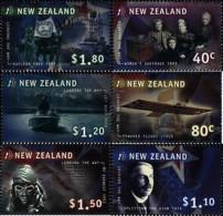 Ref. 47549 * NEW *  - NEW ZEALAND . 1999. MILLENNIUM SET. SERIE DEL MILENIO - Nuova Zelanda