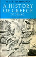 A History Of Greece To 322 B. C. - Geschichte