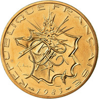 Monnaie, France, Mathieu, 10 Francs, 1983, Paris, FDC, Nickel-brass - France