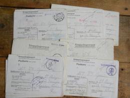 Correspondance Prisonnier De Guerre - Lot De 35  Pour 79 St Remy De Verruyes - BAUTET Raymond Stalag XII A & B - GUERIN - Documentos