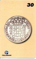 Médaille  Pièce Couronne  Télécarte  Phonecard  Telefonkarte (G 245) - Francobolli & Monete