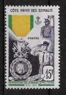 COTE FRANCAISE DES SOMALIS - CENTENAIRE DE LA MEDAILLE MILITAIRE - N° 284 - NEUF** - Costa Francese Dei Somali (1894-1967)