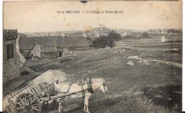 Ile De Bréhat - Le Village De Saint Michel - Ile De Bréhat
