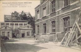 62 - Hénin-Liétard - Ruines De La Grande Guerre 1914-1918 - La Fosse Sainte-Henriette - Altri Comuni