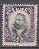 G0502 - CUBA Yv N°159 * - Kuba