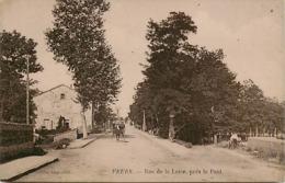 Dpts Div.-ref-AN419- Loire - Feurs - Rue De La Loire Près Le Pont - Carte Bon Etat - - Feurs